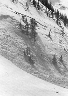 Das Schneebrett war jedenfalls gross genug, um nicht nur einen Menschen zu töten.